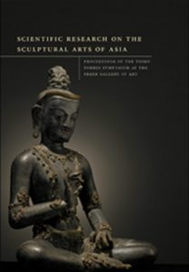 book cover for Scientific Research on the Sculptural Arts of Asia