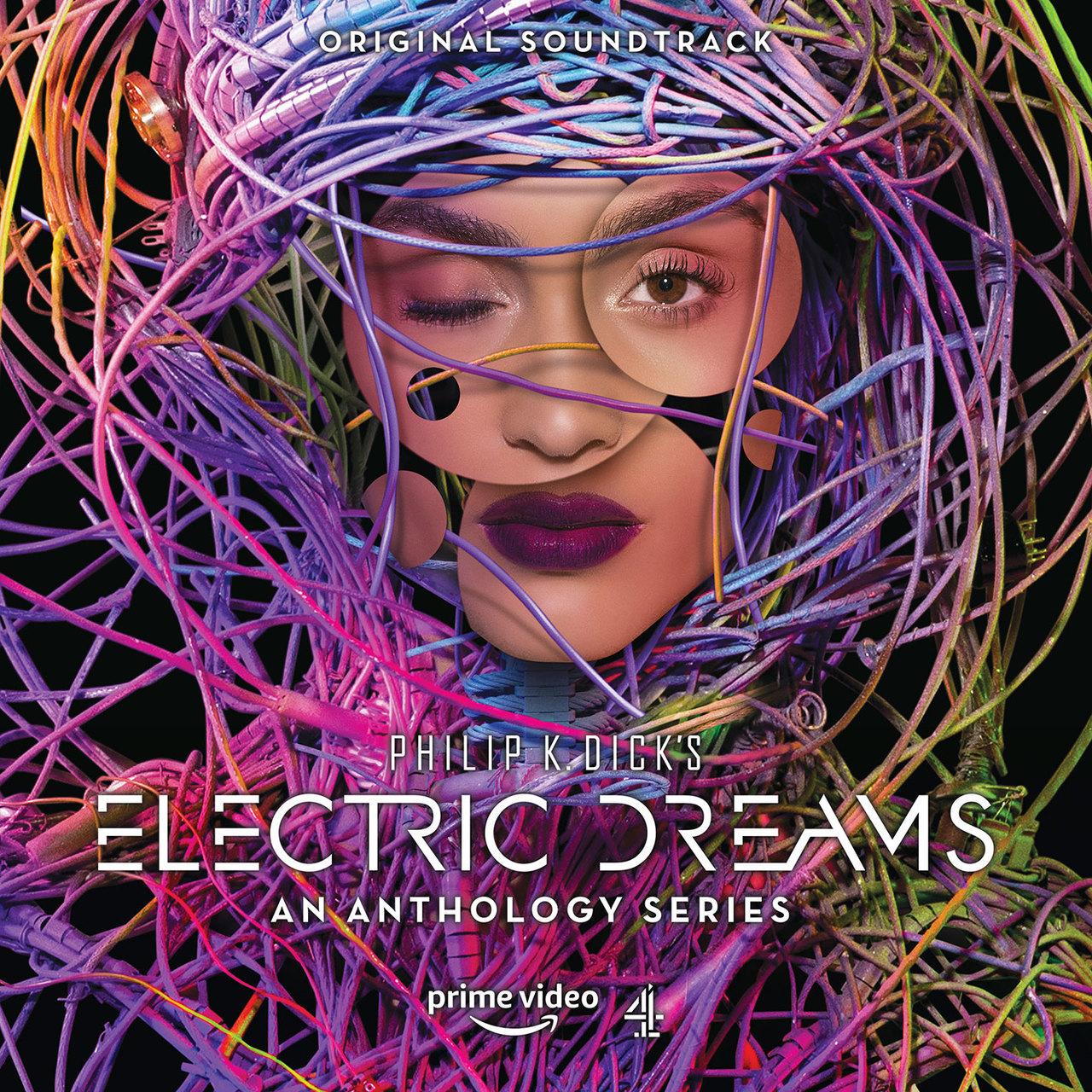 """""""Happy Halloween! Electric Dreams OST is out now!"""
