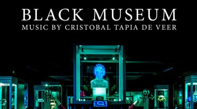 """LISTEN to Cristo's BLACK MUSEUM album sampler now!"