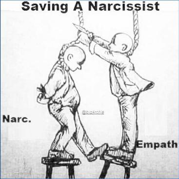 saving a narc