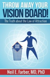 Throw Away Your Vision Board (book)