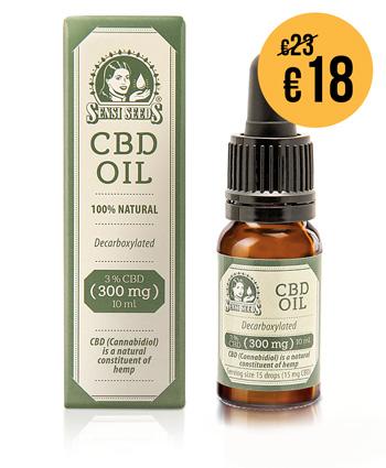 Medicinale cannabisolie