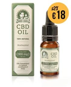 CBD olie Sensi seeds