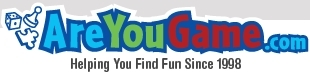 Are You Game Logo