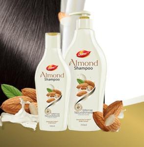 Free Sample of Dabur Almond Shampoo