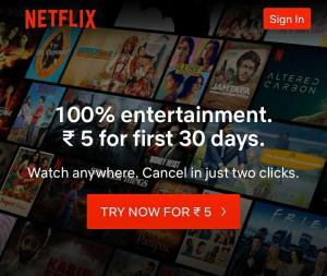 Free Netflix Premium Subscription 01