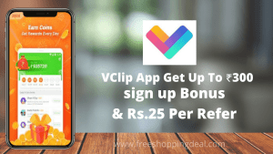 VClip App Refer and Earn