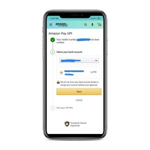 Amazon Pay UPI Register Step 04
