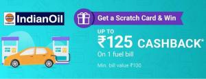 PhonePe IndianOil Offer
