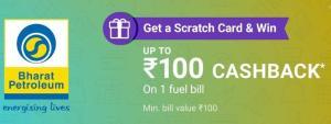 PhonePe Bharat Petroleum Offer