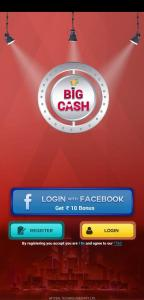 BigCash App Referral Code 01