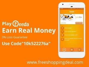 Qeeda App Referral Code