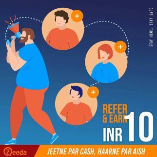Qeeda App Referral Code 14