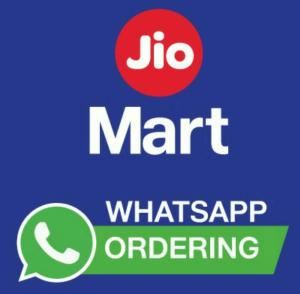 JioMart Order using WhatsApp