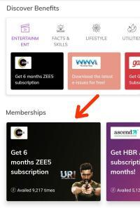 Zee5 Premium Subscription Free 01