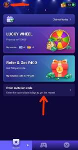 Plaisa App Referral Code 03
