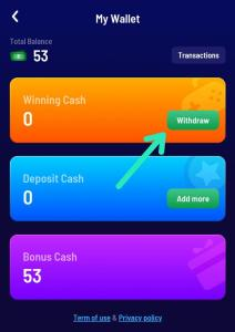 How to Withdraw Money from Plaisa App 02