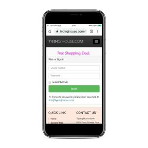 Typing House Refer and Earn 04