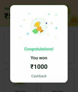 Proof Of PayTM Stickers Offer