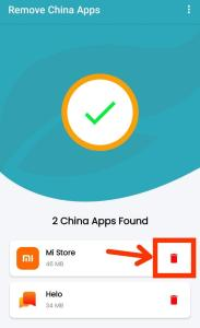 Remove China apps 02
