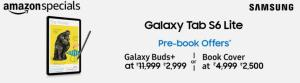 Pre-order Offers for Samsung Galaxy Tab S6 Lite