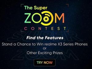 Realme X3 The Super Zoom Quiz Answers