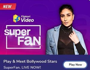 Flipkart Super Fan Game Answers