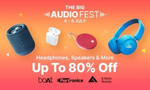 Paytmmall The Big Audio Fest Sale