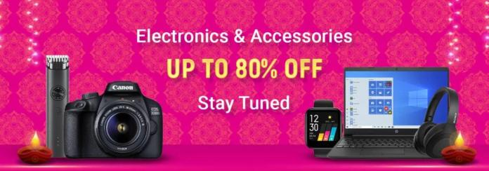 Flipkart Big Diwali Sale Electronics Offers