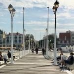 海辺の町 アルカション