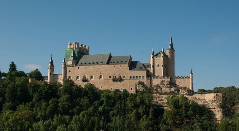 intercâmbio na espanha castelo