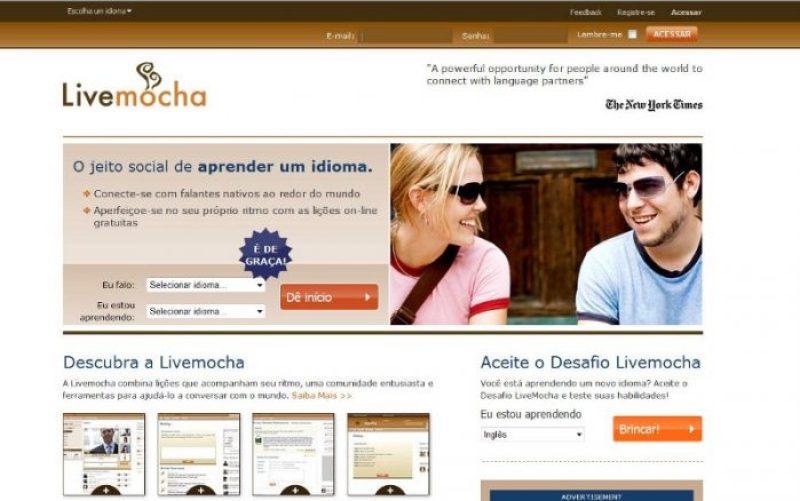 Livemocha ferramentas gratuitas para aprender espanhol