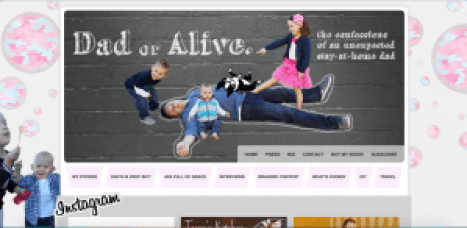 dad or alive sites like blogs