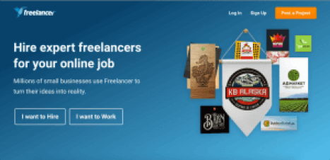 freelancer free sites like upwork