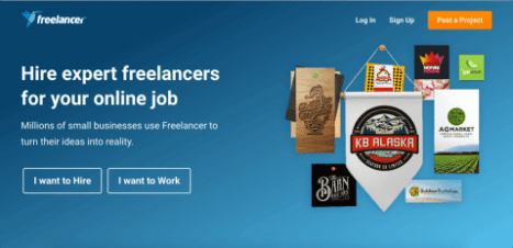 freelancer free sites like upwork