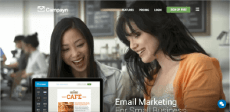 campayn free sites like mailchimp