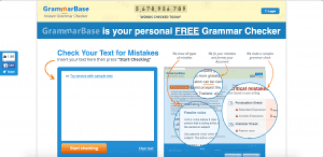 free sites like grammarly grammarbase