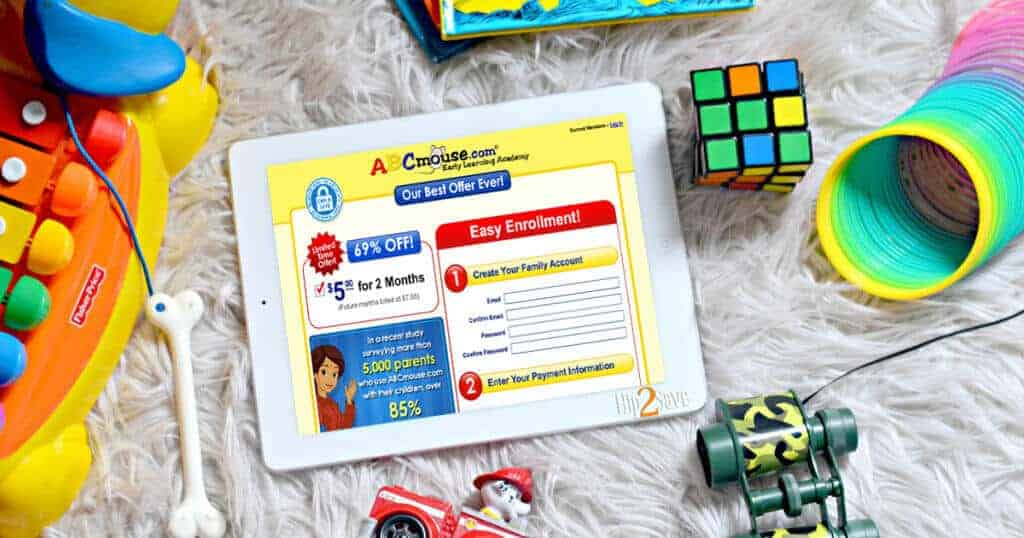 7 Kids Game Sites Like ABC Mouse
