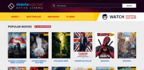 moviewatcher free movie sites