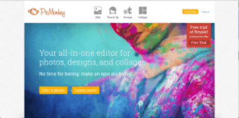 picmonkey sites like canva