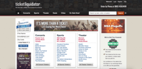 sites like stubhub ticketliquidator