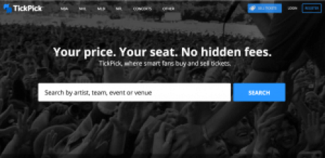 sites like stubhub tickpick