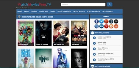watch movies free online