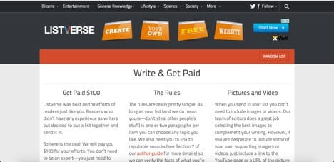 Four Writing Sites Like Textbroker For Fast Cash Make A Living Writing