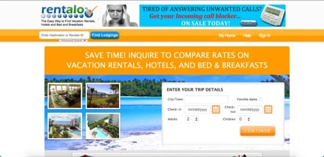 rentalo airbnb competitors