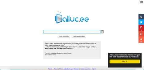 Sites like Alluc