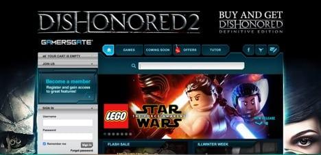 Sites like GamersGate