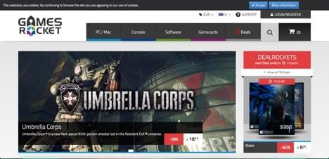 Sites like GamesRocket