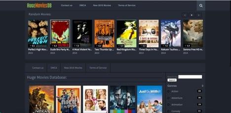 Huge Movies Database