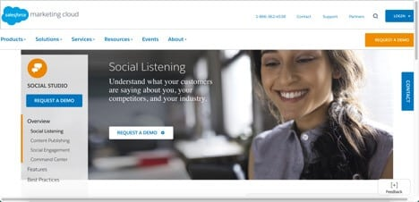 Sites like Salesforce